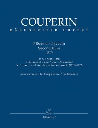 COUPERIN: Pièces de clavecin