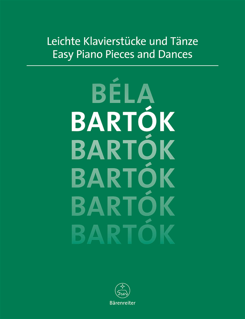 BARTÓK: Easy Piano Pieces And Dances