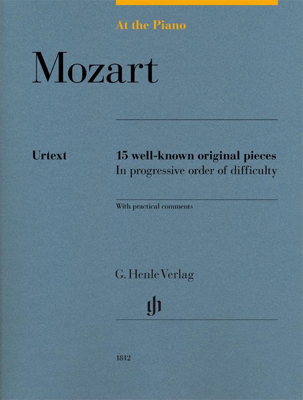 MOZART: At the Piano