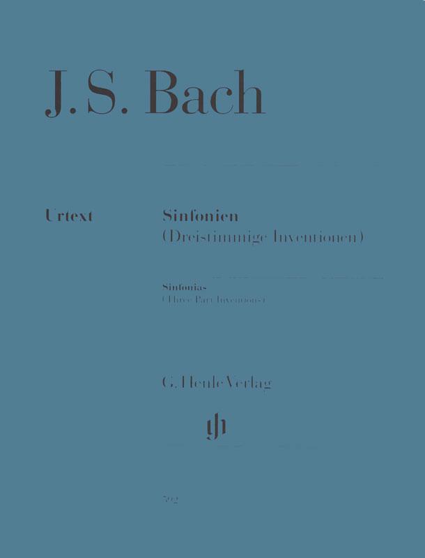 J. S. Bach: Sinfonien