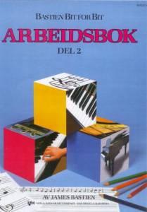 Bastien Piano: Bit for bit – Arbeidsbok del 2