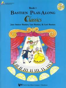 BASTIEN: Play-Along Classics, Book 1