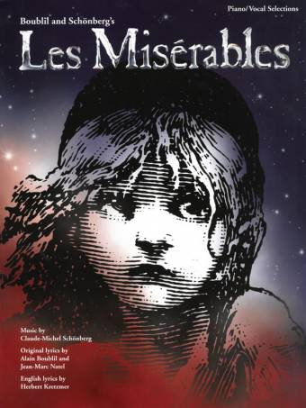 Les Misérables - Piano/Vocal selections