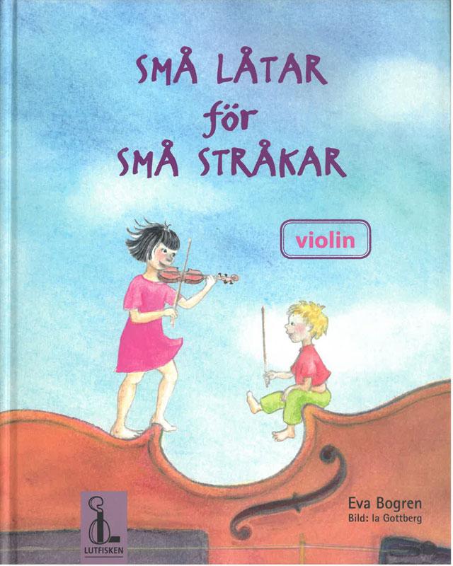 Små låtar för små stråkar - Violin