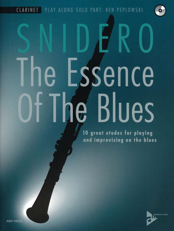 SNIDERO: The Essence of The Blues, Clarinet