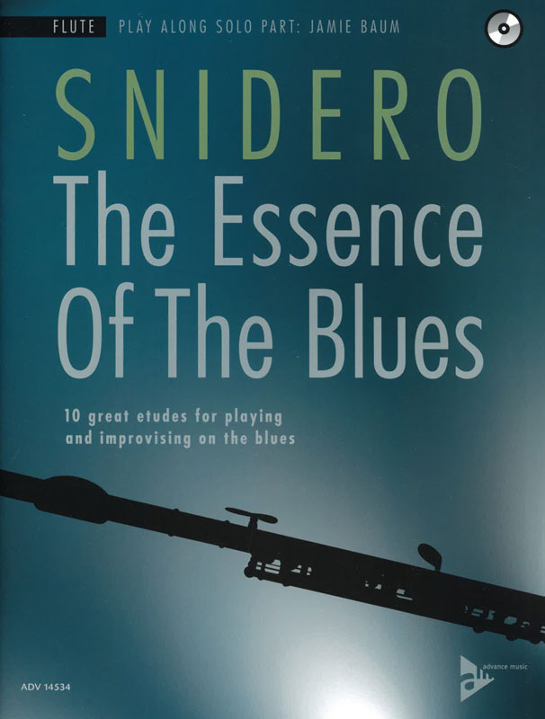 SNIDERO: The Essence of The Blues, Flute