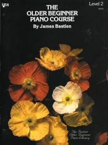 BASTIEN: The Older Beginner Piano Course, Level 2