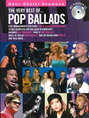 The Very Best Of... POP Ballads