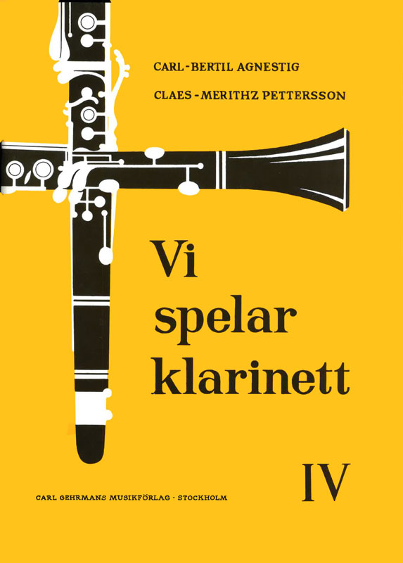 Vi spelar Klarinett IV