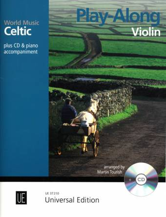WORLD MUSIC: Celtic, Violin
