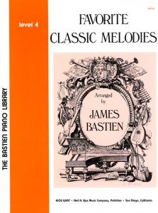 BASTIEN: Favorite Classic Melodies, Level 4