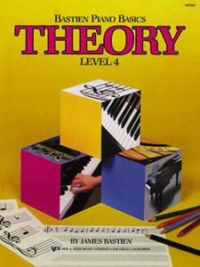 Bastien Piano Basics: Theory, Level 4