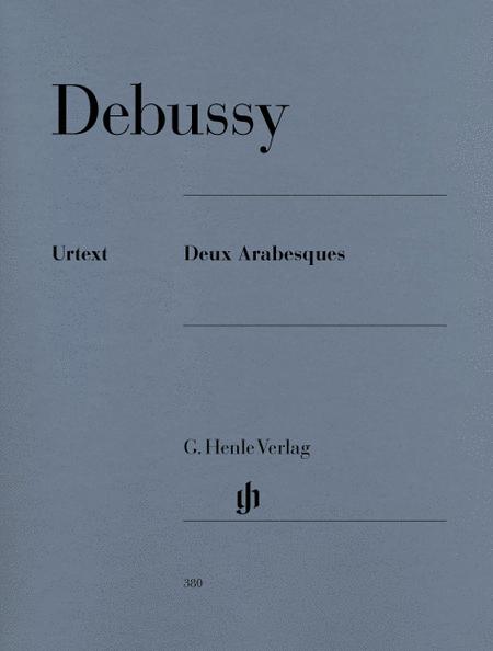 DEBUSSY: Deux Arabesques