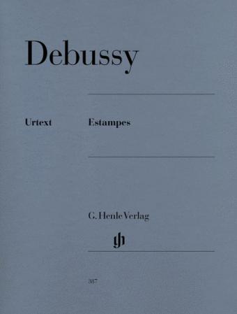 DEBUSSY: Estampes