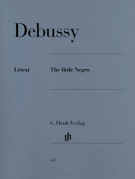 DEBUSSY: The Little Negro