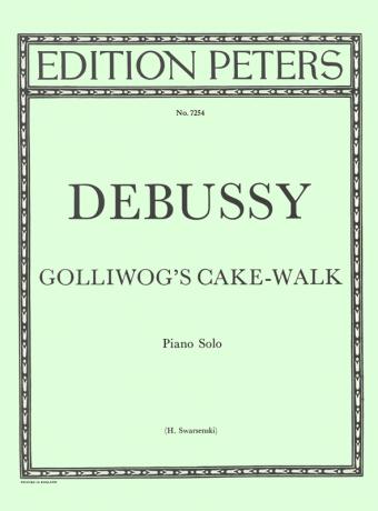 DEBUSSY: Golliwog's Cake-Walk