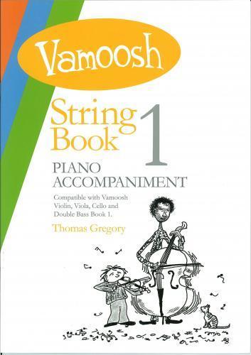 Vamoosh String Book 1