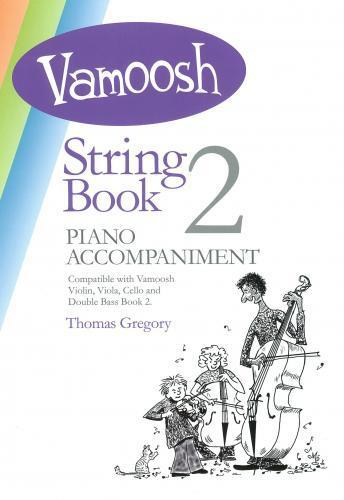 Vamoosh String Book 2