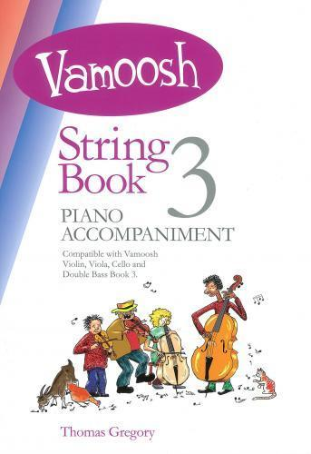 Vamoosh String Book 3