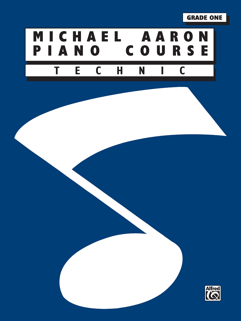 MICHAEL AARON: Piano Course Lessons, GRADE 1