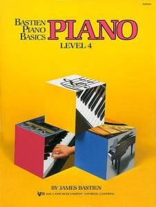 Bastien Piano Basics: Level 4