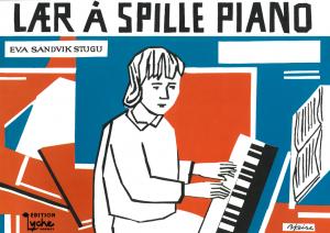 EVA SANDVIK STUGU: Lær å spille piano