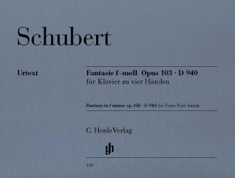SCHUBERT: Fantasi i F-moll, op. 103