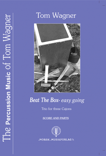TOM WAGNER: Beat the Box – Easy going