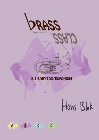 HANS BLOK: BrassClass B.1 Baryton / Eufonium