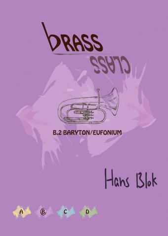 HANS BLOK: BrassClass B.2 Baryton / Eufonium