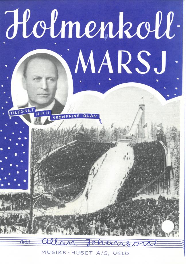 Allan Johansson: Holmenkoll-Marsj