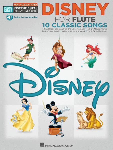 Disney for fløyte