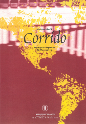 MATTHIAS SCHMITT: Corrido