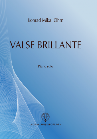 KONRAD M. ØHRN: Valse Brilliante