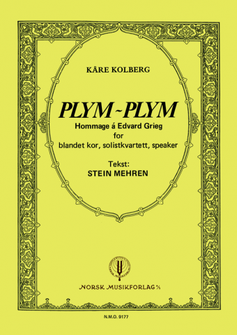 KÅRE KOLBERG: Plym-plym