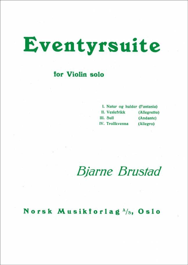 Bjarne Brustad: Eventyrsuite