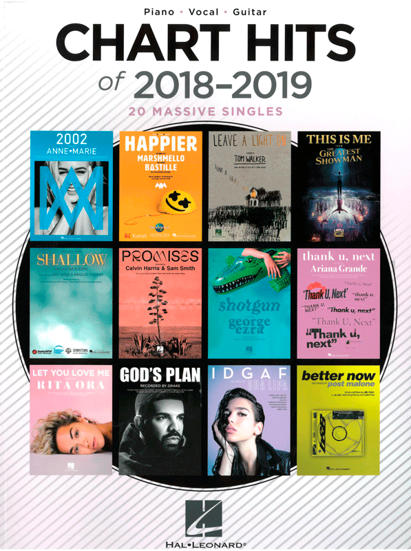 Chart Hits of 2018-2019