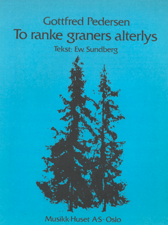 GOTTFRED PEDERSEN: To ranke graners alterlys