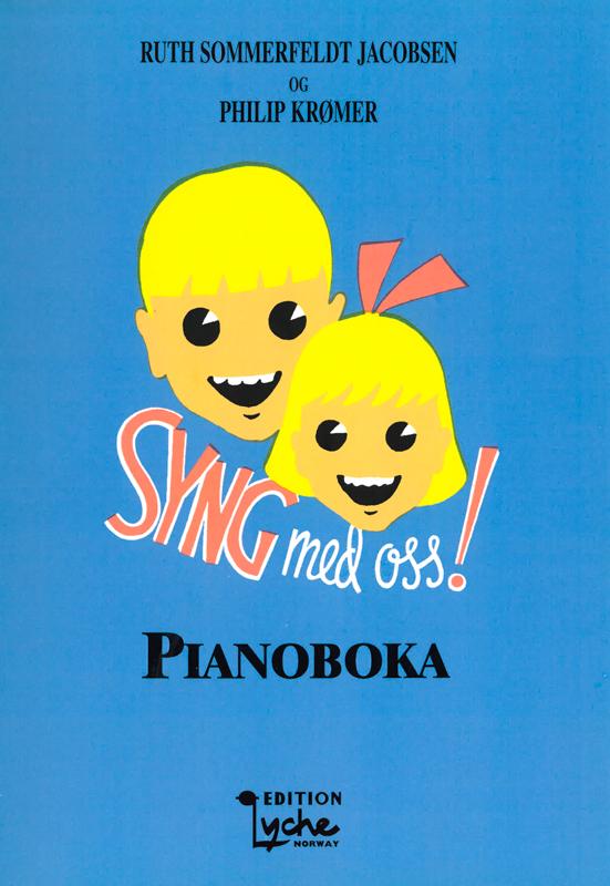 Syng med oss –Pianoboka