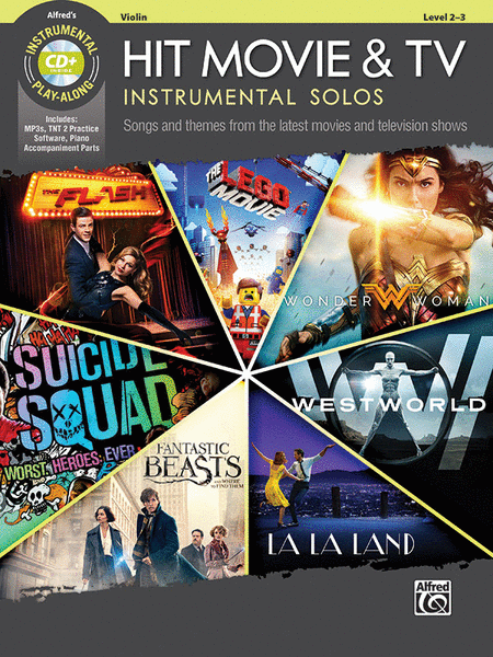 Hit Movie & TV – Instrumental Solos for Violin