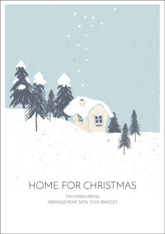 Home for Christmas (SATB)