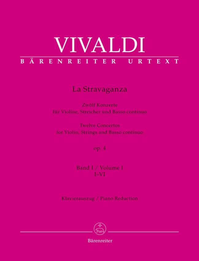VIVALDI: La Stravaganza op. 4