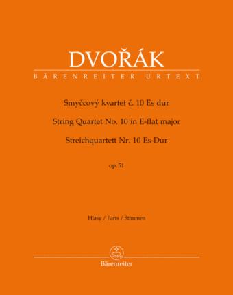 DVOŘÁK: Strykekvartett nr. 10 i Ess-dur