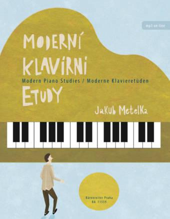 JAKUB METELKA: Modern Piano Studies