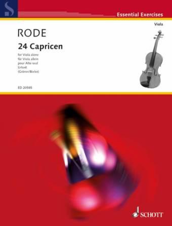 RODE: 24 Caprices