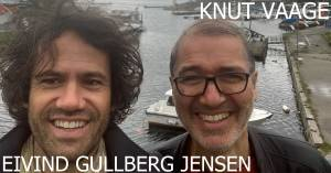 Eivind Gullberg Jensen dirigerer Orkesterdialogar av Knut Vaage