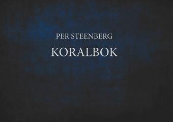 PER STEENBERG: Koralbok