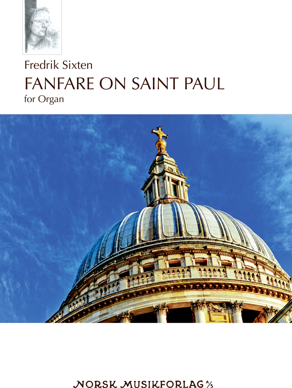 FREDRIK SIXTEN: Fanfare on Saint Paul
