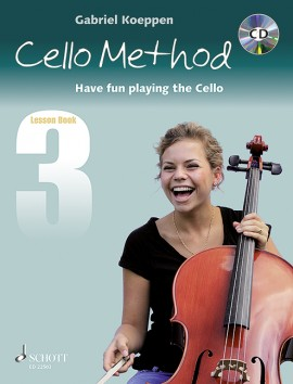 Cello Method 3