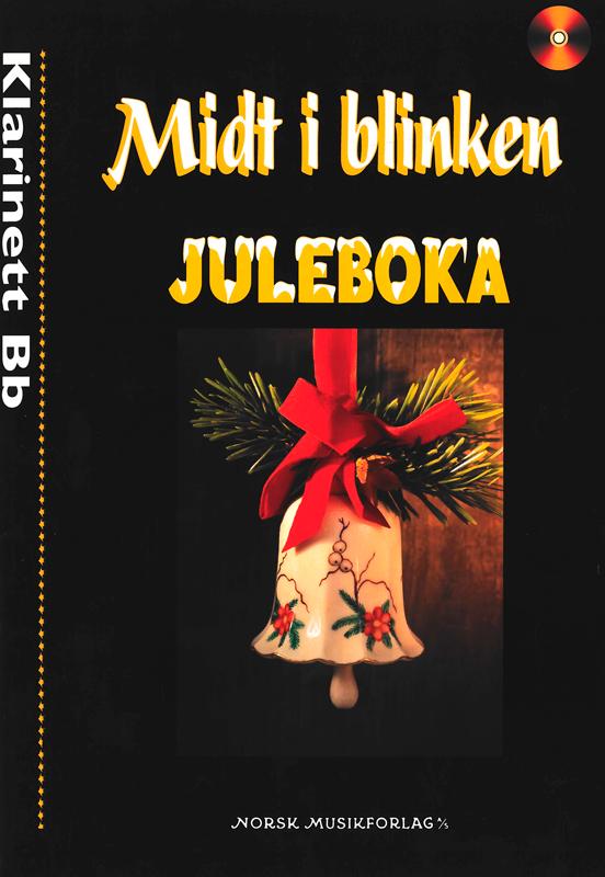Midt i blinken: Juleboka – Klarinett Bb